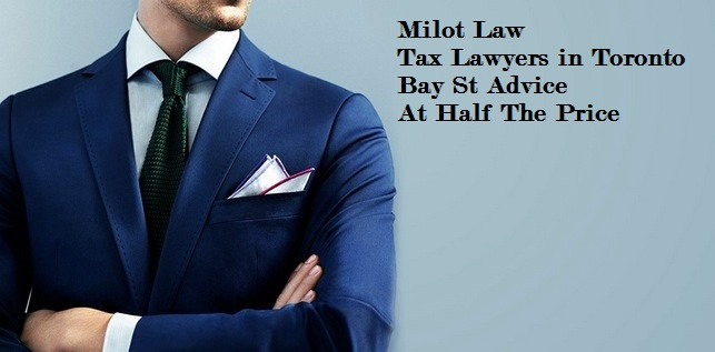 Tax Lawyer in Toronto, Milot Law