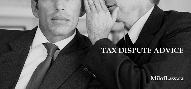 CRA-tax-dispute-advice-tax-lawyers-in-Toronto