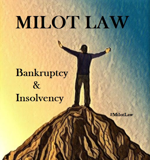 Bankruptcy and Insolvency Canada Milot Law Best Tax Lawyers