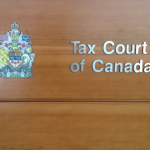 Tax Court Canada Milot Law GLGI