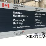 Tax Lawyer Milot Law CRA UBC Litigation